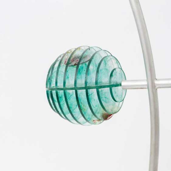"""GRUNER, GOTTFRIED (Stollberg 1923-2011 Rexingen), movement plastic """"Solegia"""", - photo 3"""