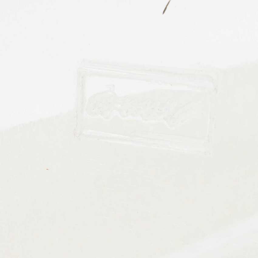 """GRUNER, GOTTFRIED (Stollberg 1923-2011 Rexingen), movement plastic """"Solegia"""", - photo 5"""