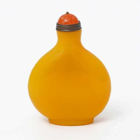 Snuff Bottle. CHINA, 20. Century - photo 3