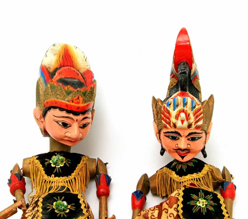 Vintage 3part: BALI/INDONESIA, 20. Century - photo 2