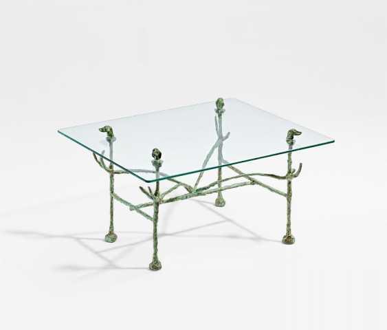 Журнальный столик, trapézoidale, модели для собак - фото 1