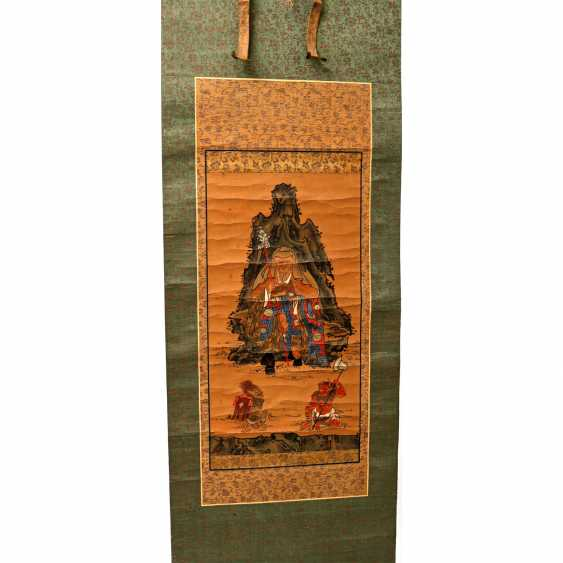 Hanging scroll. JAPAN, Meiji-period (1868-1912) - photo 2