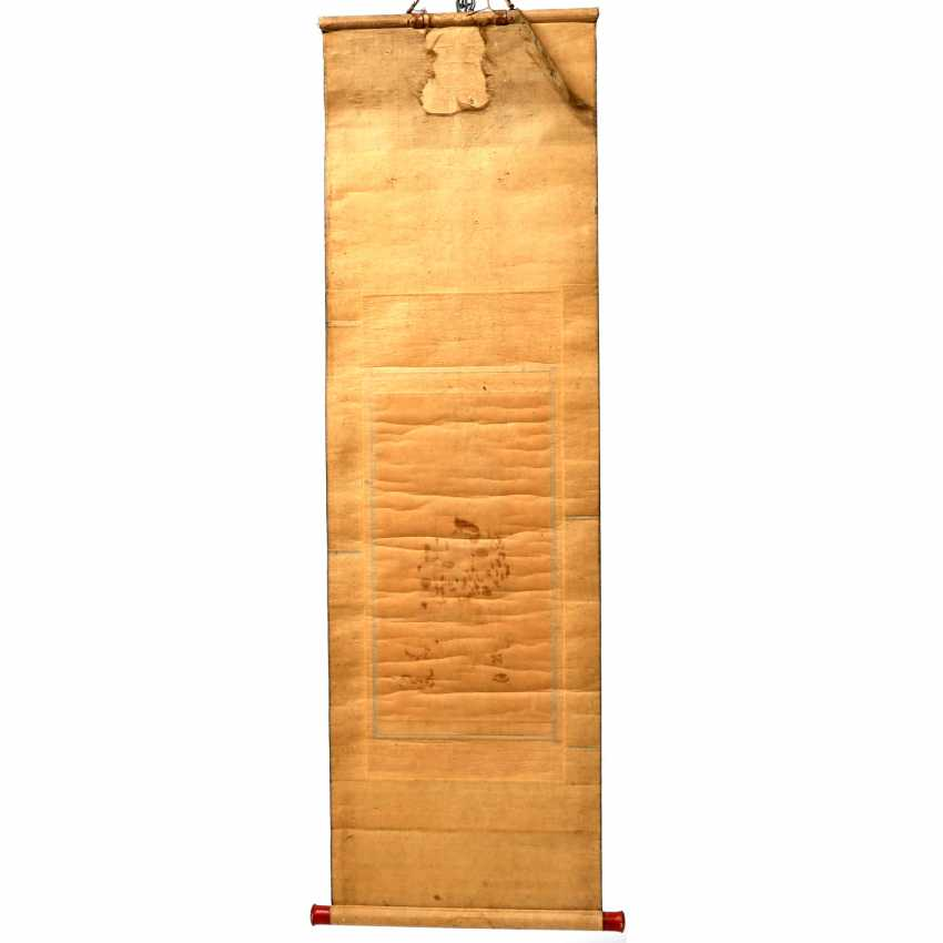 Hanging scroll. JAPAN, Meiji-period (1868-1912) - photo 3