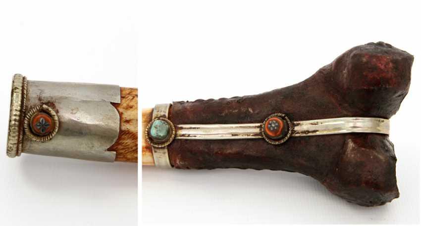 Bone trumpet (mikang lingbu). TIBET - photo 2