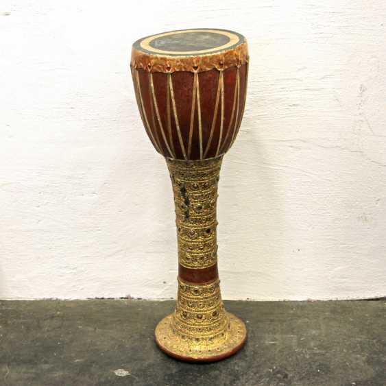 Drum. THAILAND, 20. Century, - photo 1