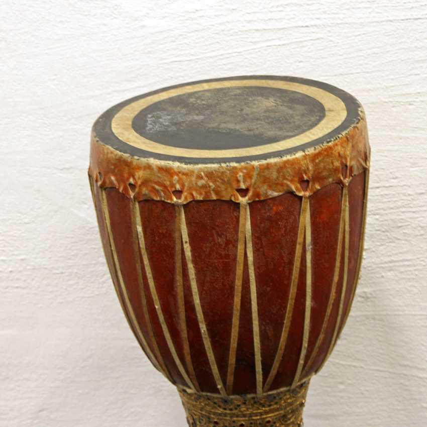 Drum. THAILAND, 20. Century, - photo 2
