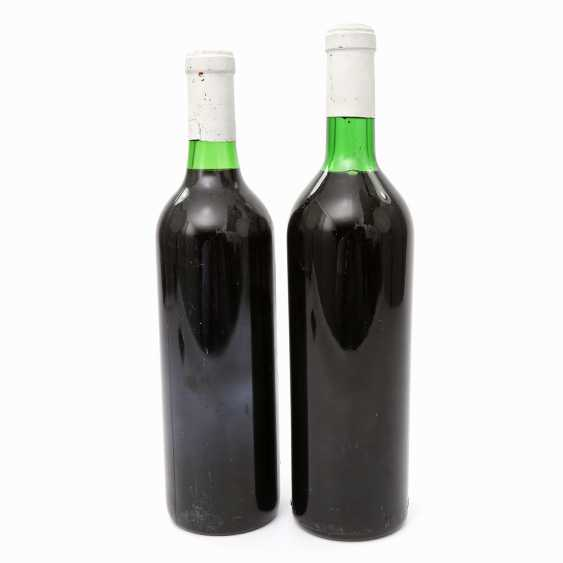 Jacques Antoine Robert HAUT-MÉDOC Hippocrates, 2 Bottles, 1979/1985 - photo 2