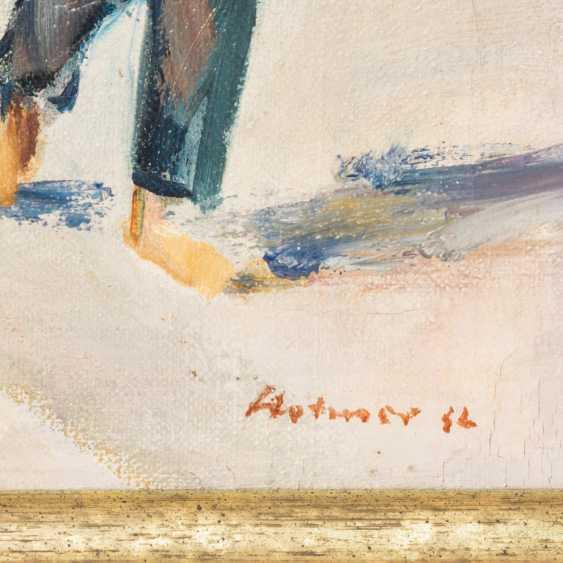 "STOHNER, KARL (Mannheim, 1894-1957 ibid), ""Southern Promenade"", - photo 3"