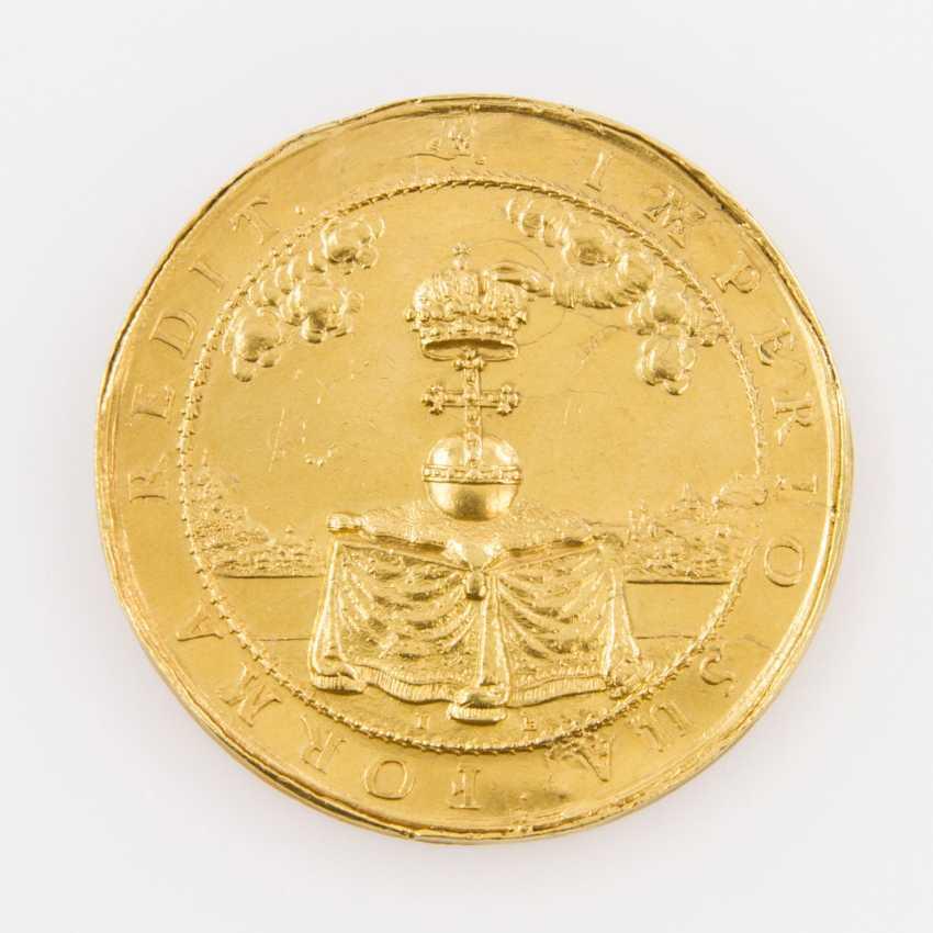 RDR / Österreich/GOLD Medal to 10 Ducat o. J. (1657), Leopold I., - photo 2