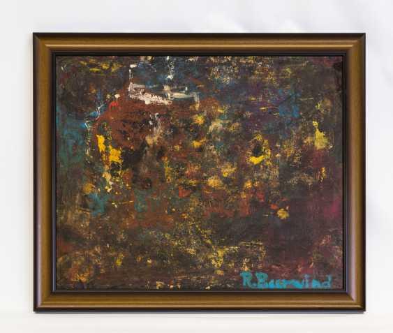 BAERingweiteIND, RUDOLF (Rudi, 1910-1982), Abstract composition - photo 2