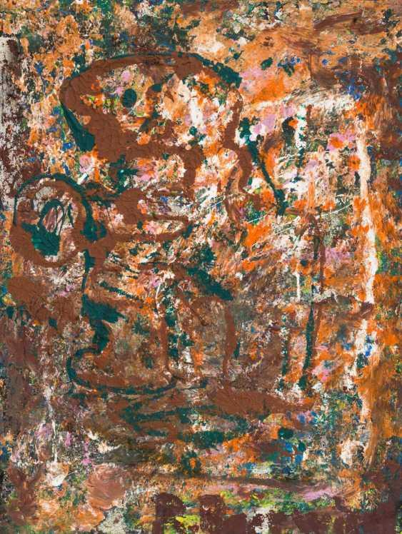 BAERingweiteIND, RUDOLF (Rudi, 1910-1982), Abstract composition - photo 1