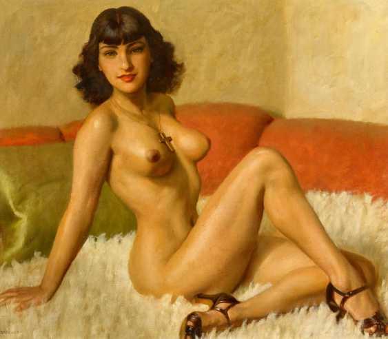 Germaine naked