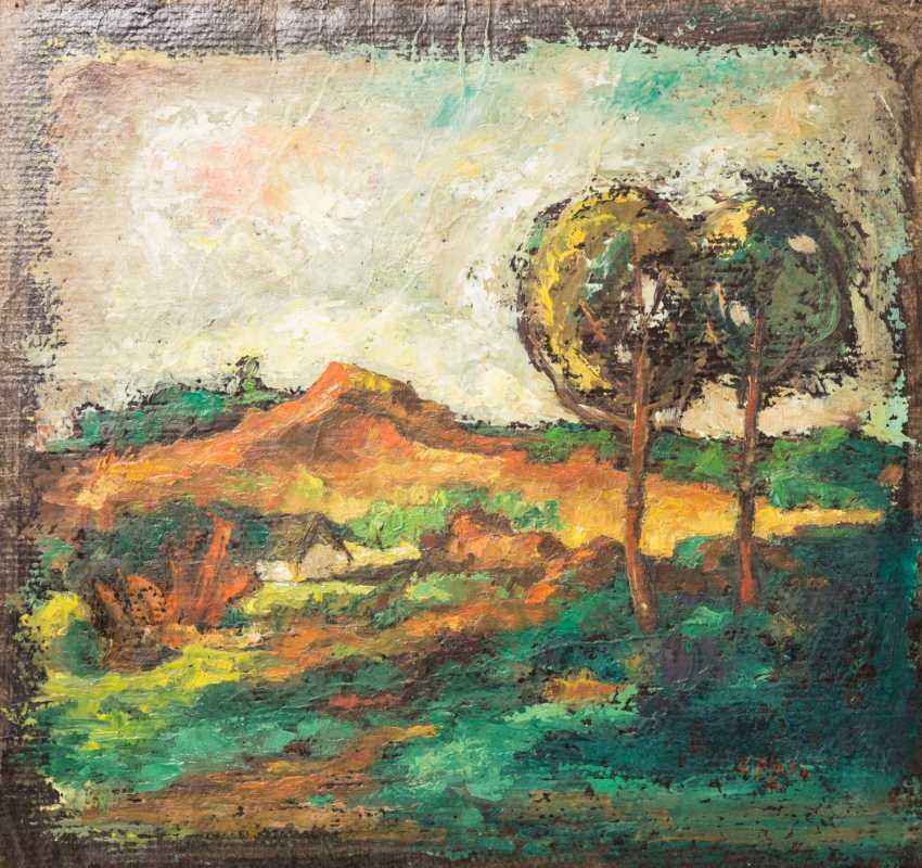 "PLESA, CAROL (1911-2006), ""Inserare"", - photo 1"