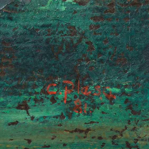 "PLESA, CAROL (1911-2006), ""Inserare"", - photo 3"