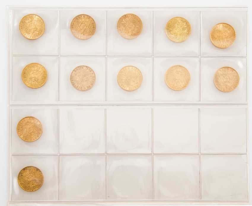 Beautiful and extensive gold collection from Prussia - - photo 2