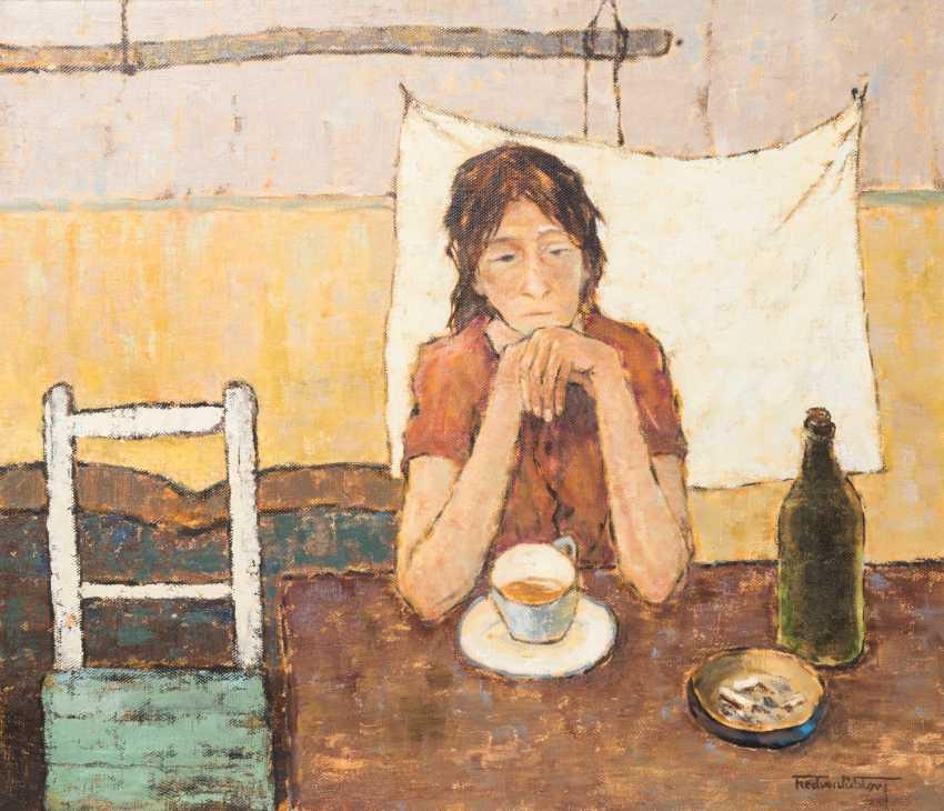 "LÜBTOW, FRED (1908-1979), ""Lonely"", - photo 1"