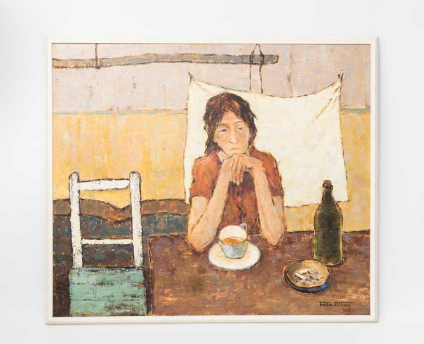 "LÜBTOW, FRED (1908-1979), ""Lonely"", - photo 2"