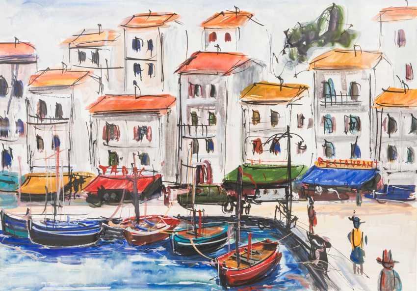 PITO (artists of the 20th century. Century), 6 Mediterranean Views, - photo 4