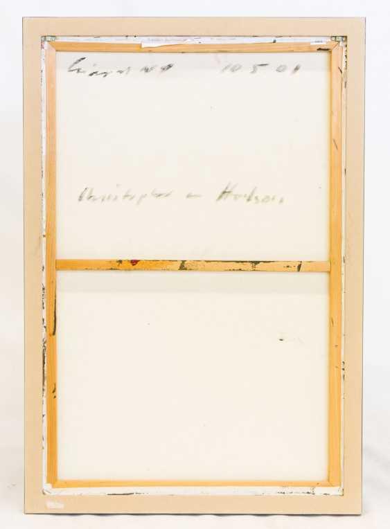 "LEIPPERT, JÜRosegoldEN (born in 1944 in Stuttgart, working at the same place), ""New York, Christopher and Hudson Street"", - photo 3"