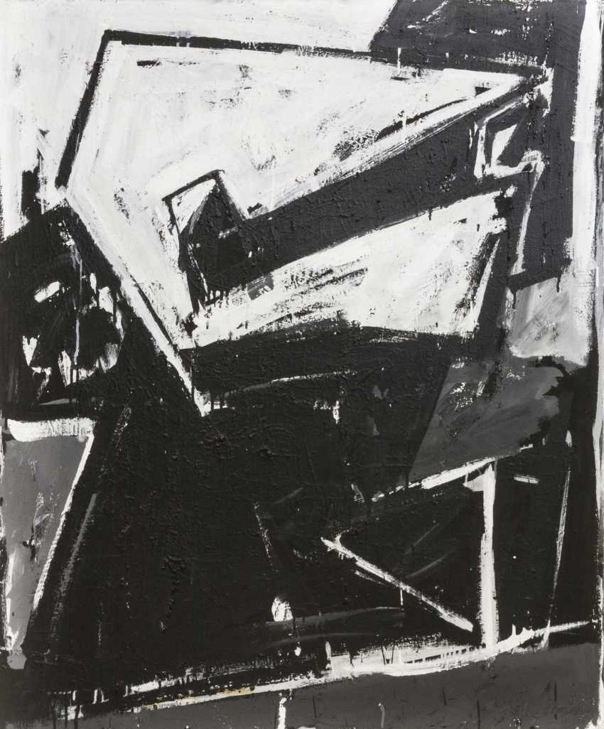 """MAIER, SÖNKE (artists of the 20th century./21. Century), """"Untitled"""", - photo 1"""