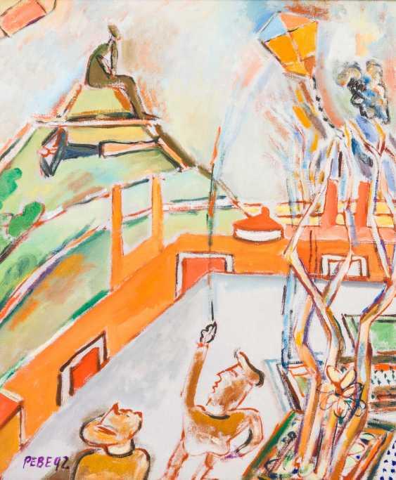 """PEBE, das isTiefe: Paul Bader (geboren 1928 in Waiblingen), """"Alb-Jeunesse"""", - photo 1"""
