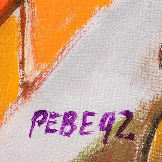"""PEBE, das isTiefe: Paul Bader (geboren 1928 in Waiblingen), """"Alb-Jeunesse"""", - photo 3"""