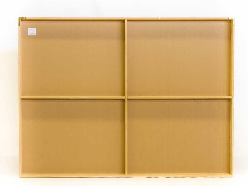 "WERF, RON VAN der (born 1958, Dutch painter), ""Without title"", - photo 3"