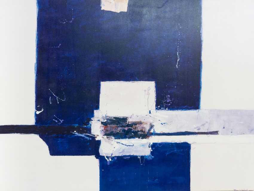 """WERF, RON VAN der (born in 1958), """"Without title"""", - photo 1"""