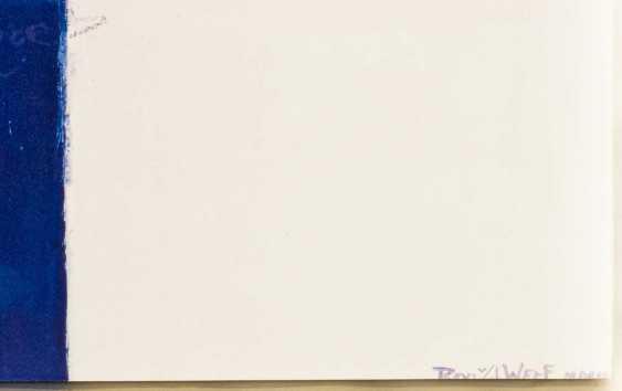 """WERF, RON VAN der (born in 1958), """"Without title"""", - photo 2"""