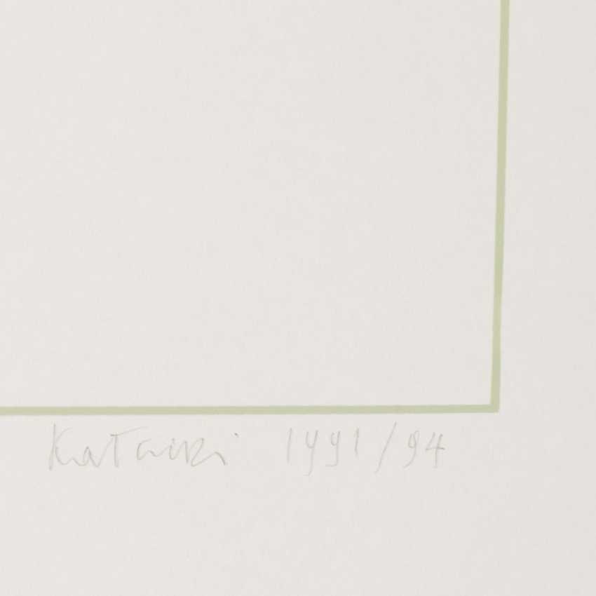 """KALUCKI, JERZY (geboren 1931), """"Mina"""", - Foto 2"""
