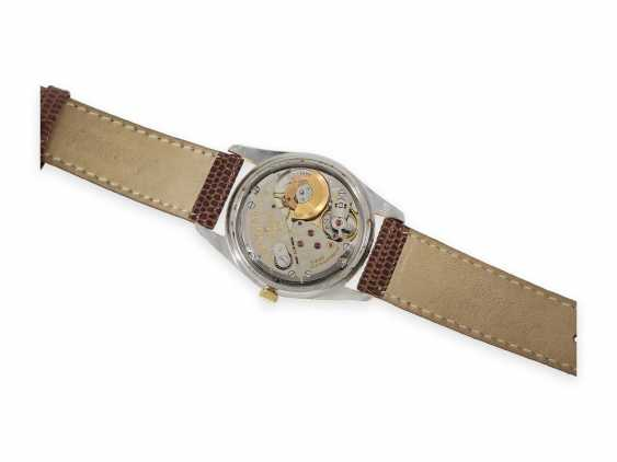 """Watch: wanted vintage Universal Geneve """"Polerouter Date Automatic"""", CA. 1965 - photo 2"""