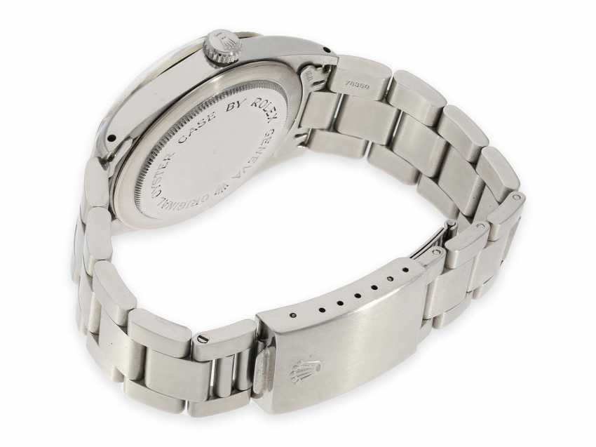 Watch: extra-large Tudor Prince oyster date, stainless steel, reference 7024, vintage, CA. 1971 - photo 2