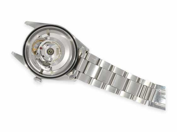 Watch: extra-large Tudor Prince oyster date, stainless steel, reference 7024, vintage, CA. 1971 - photo 5