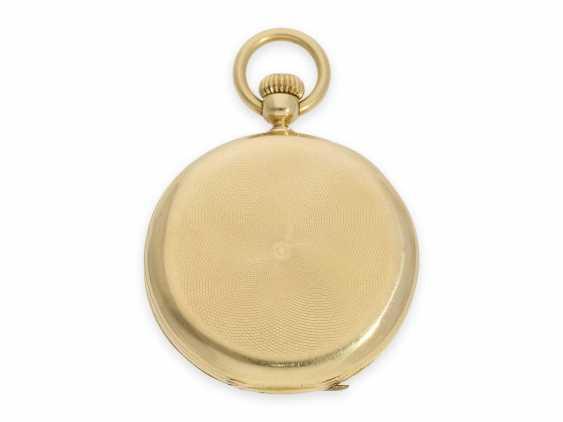 Карманные часы: исторически интересная Patek Philippe карманные часы № 7114, один из самых ранних производимых Patek Philippe Savonnetten с 1. Версия корона лифта разработана Adrien Philippe, Женева 1852 - фото 2