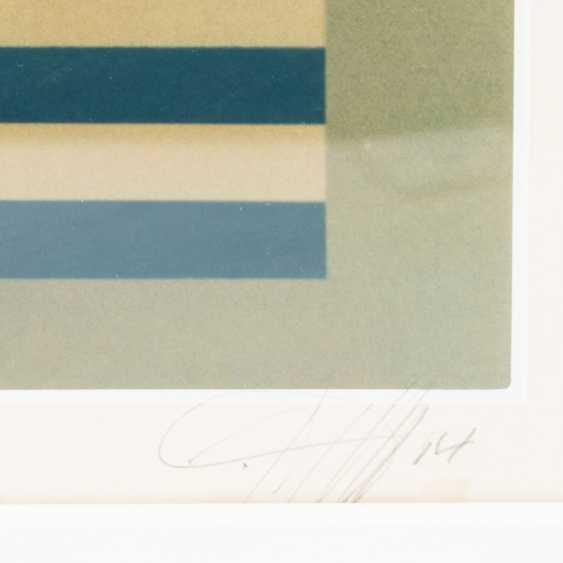 "FÖLLER, PETER (born 1945), triptych ""tide"", - photo 6"