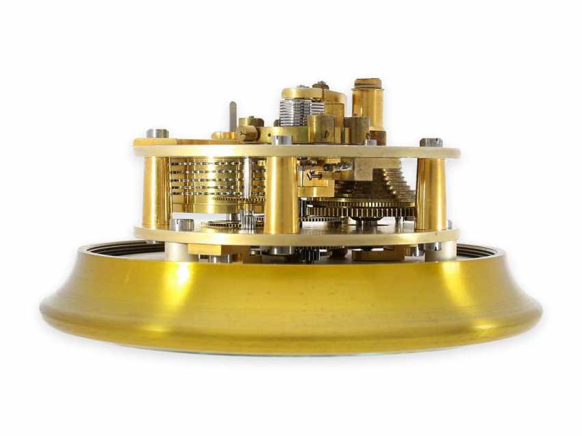 Marine chronometer: high-quality, extremely rare Louis Le Roy Paris marine chronometer with 49h power reserve, No. 1037, CA. 1900 - photo 3