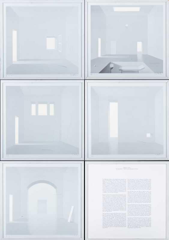 """WILLIKENS, BEN (born in 1939 in Leipzig), """"Five rooms"""", - photo 1"""