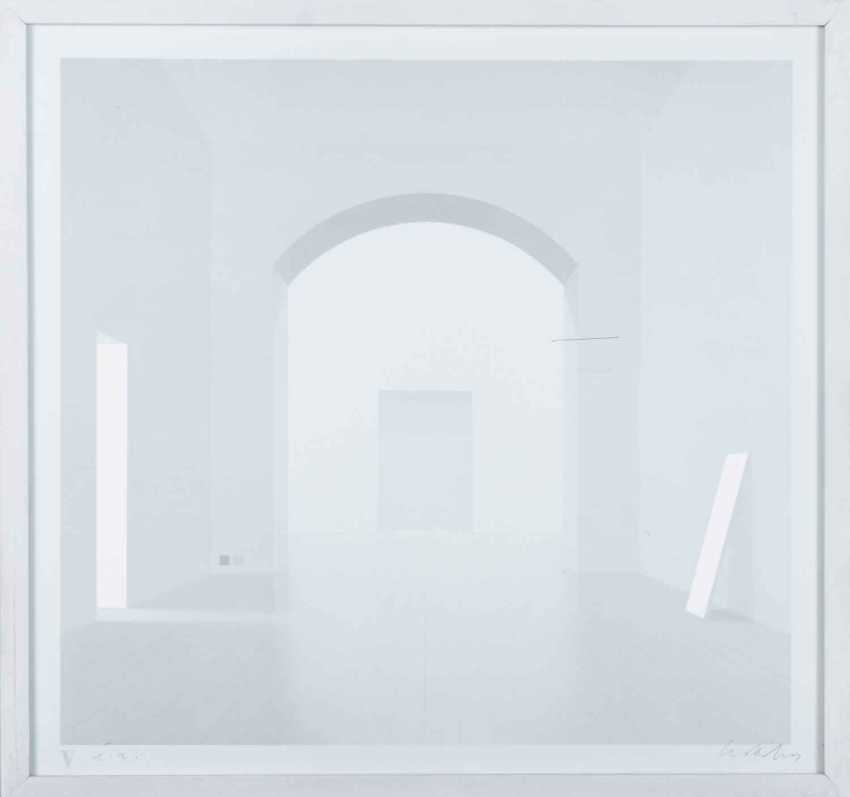 """WILLIKENS, BEN (born in 1939 in Leipzig), """"Five rooms"""", - photo 2"""