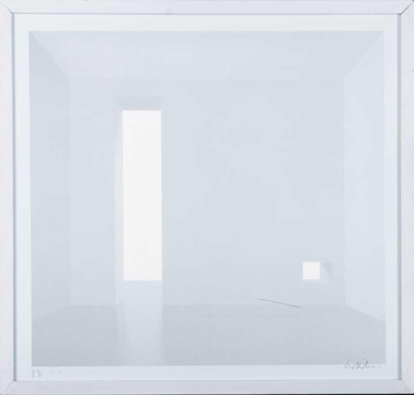 """WILLIKENS, BEN (born in 1939 in Leipzig), """"Five rooms"""", - photo 6"""