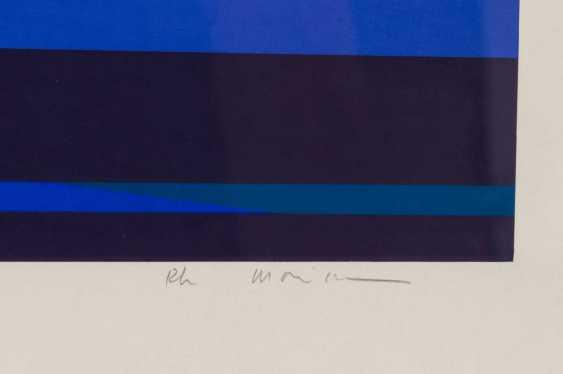 MORISSON PHILIPPE (1924-1994, French artist), 3 serigraphs, - photo 3