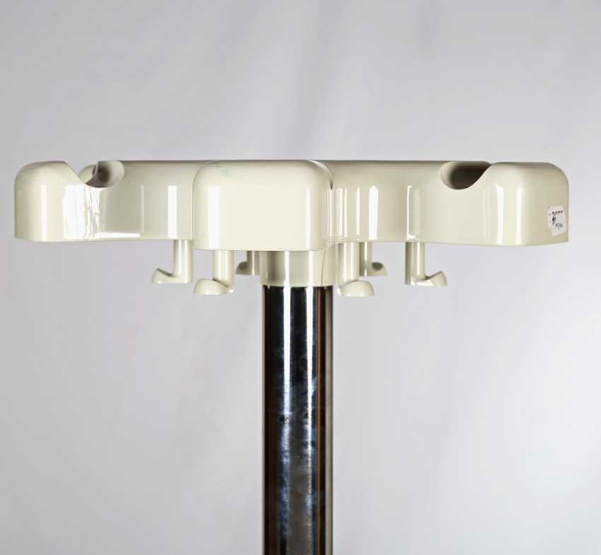 ROBERTO LUCCHI & PAOLO ORLANDI, COAT RACK, - photo 2