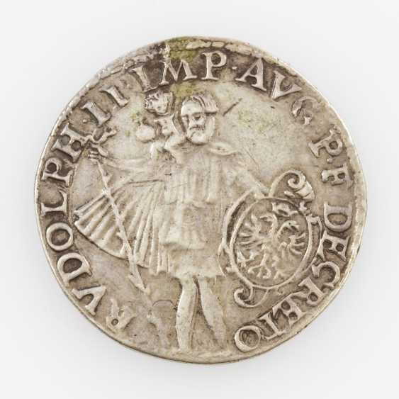 Württemberg, Duchy Of - 1/4 Riksdaler 1606 Yield Christophstal, - photo 1