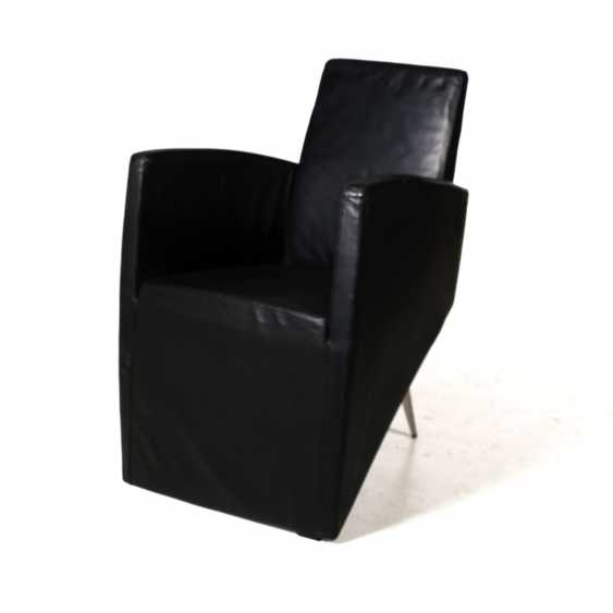 "STARCK, PHILIPPE, ""JACK LANG UPHOLSTERED CHAIR"" - photo 1"