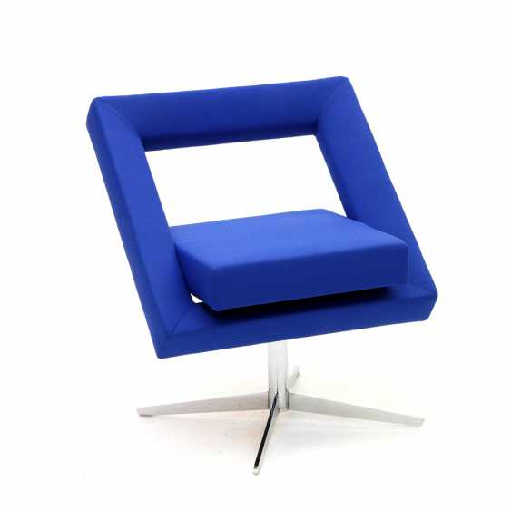 """White, WOLFGANG """"GRID CHAIR"""" - photo 1"""