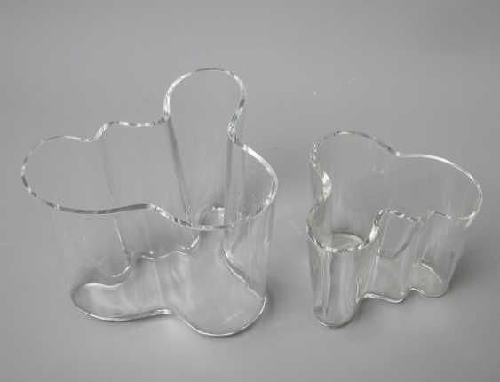 ALVAR AALTO, two vases, design: 1936 - photo 4