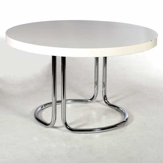 "DESIGN TABLE ""ALMA"" - photo 1"