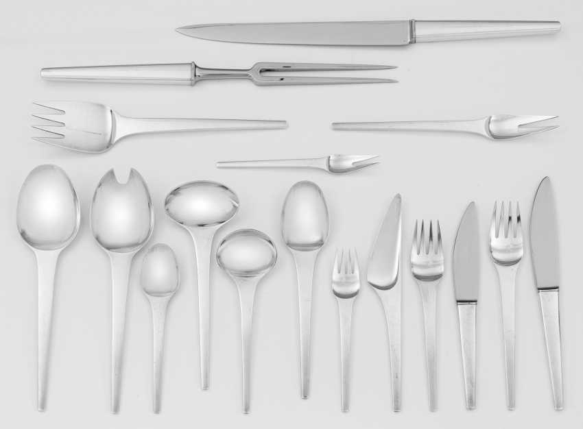 """Georg Jensen dining Cutlery """"Caravel"""" for 6 persons - photo 1"""