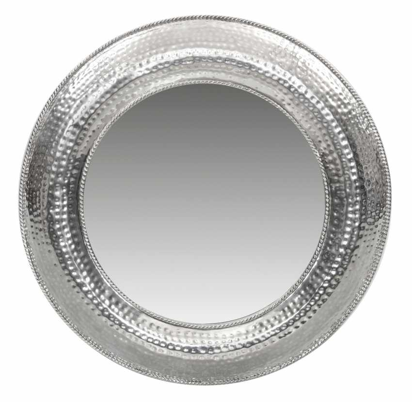 Large wall mirror in the Mid-Century style - photo 1