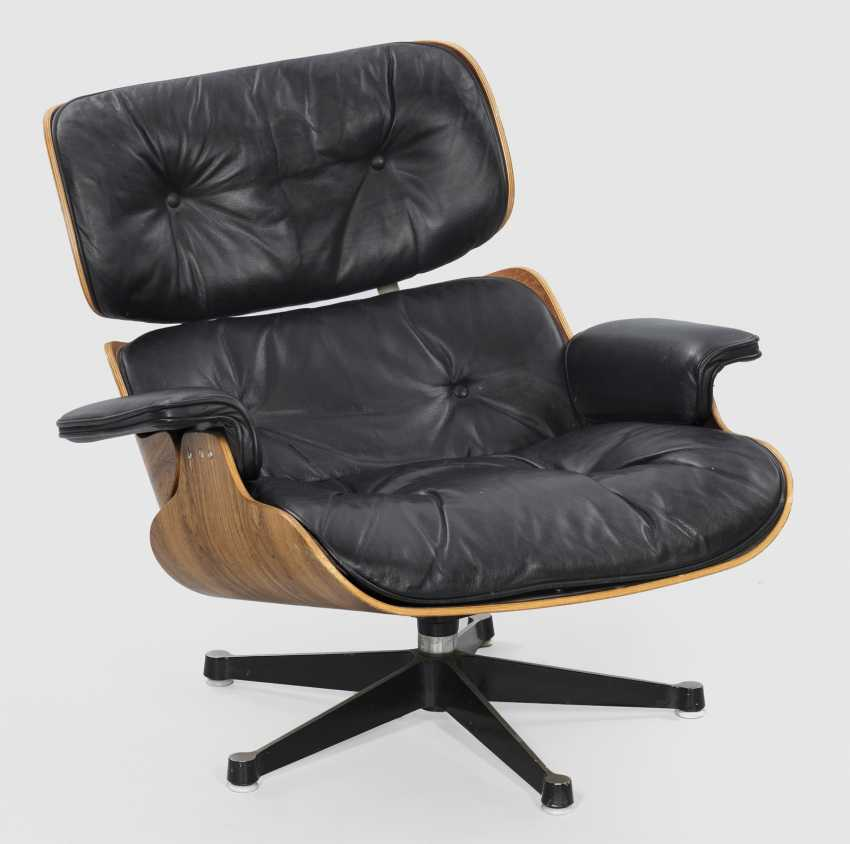 Lounge Chair von Charles & Ray Eames - photo 1