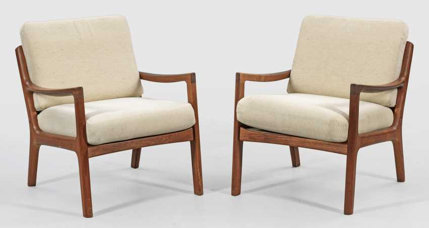 Vintage sofa by Ole Wanscher - photo 1